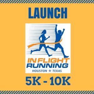 5K 10K running walking houston
