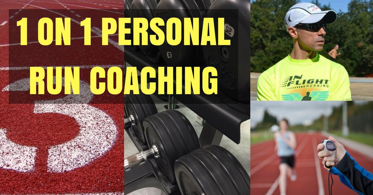 houston personal run coaching