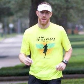 houston running coach Dan Walmer